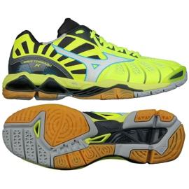 Zapatillas de voleibol Mizuno Wave Tornado XM V1GA161242 verde verde