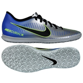 Zapatos de interior Nike MercurialX Vortex Iii gris
