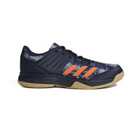 Adidas Ligra 5 M BB6124 zapatillas de voleibol azul marino marina