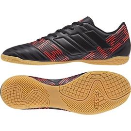 Zapatos de interior Adidas Nemeziz Tango 17.4 negro