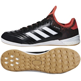 Zapatos de interior adidas Copa Tango 18.1 In M CP8981 negro negro