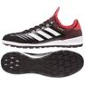 Botas de fútbol Adidas Copa Tango 18.1 Tf M CP9433 negro rojo negro