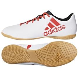 Zapatos de interior adidas X Tango 17.4 IN M CP9150 blanco