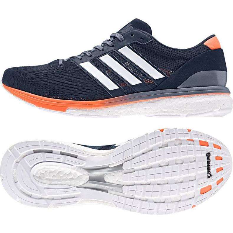 Zapatillas Adidas Adizero Boston 6 M BB6412 marina