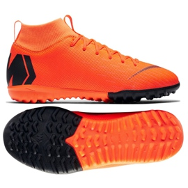 Zapatos de fútbol Nike Mercurial SuperflyX 6 Academy Gs Tf Jr AH7344-810