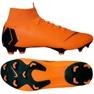 Zapatillas de fútbol Nike Mercurial Superfly 6 Pro Fg M AH7368-810 naranja naranja