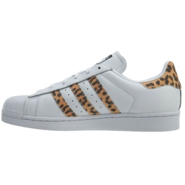 Zapatillas Adidas Originals Superstar W CQ2514 blanco