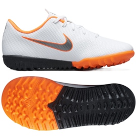 Botas de fútbol Nike Mercurial VaporX 12 Academy Tf Jr AH7353-107