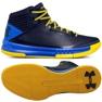 Zapatillas de baloncesto Under Armour Lockdown 2 M marina
