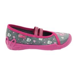 Befado calzado infantil bailarinas zapatillas 116x238