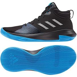Zapatillas de baloncesto Adidas Pro Elevate 2018 negro
