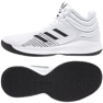 Zapatillas de baloncesto adidas Pro Sprak 2018 M B44966 blanco blanco