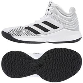 Zapatillas de baloncesto adidas Pro Spark 2018 blanco