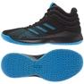 Zapatillas de baloncesto adidas Pro Sprak 2018 M negro