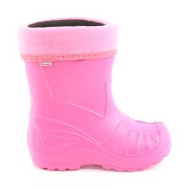 Befado zapatos para niños zapatos de bebé 162P101 rosa