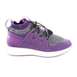 Púrpura Calzado infantil befado hasta 23 cm 516X031.