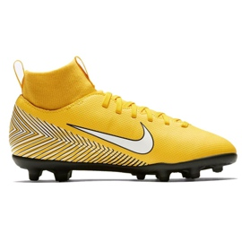 Zapatillas de fútbol Nike Mercurial Superfly 6 Club Neymar Mg Jr AO2888-710
