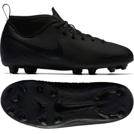 Zapatillas de fútbol Nike Phantom Vsn Club Df Fg Jr AO3288-001