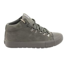 Zapatillas grises Big Star 174176