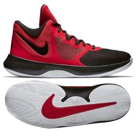 Zapatillas de baloncesto Nike Air Precision Ii M rojo
