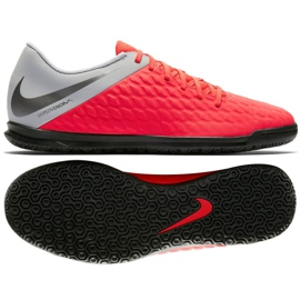 Zapatos de interior Nike Hypervenom PhantomX 3 Club Ic Jr AJ3789-600