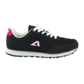 American Club Zapatillas deportivas de mujer American ADI 1756 negro