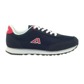 American Club Zapatillas deportivas American ADI para mujer 1756 azul marino