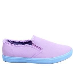 Los escritos de las señoras púrpura NB166 púrpura