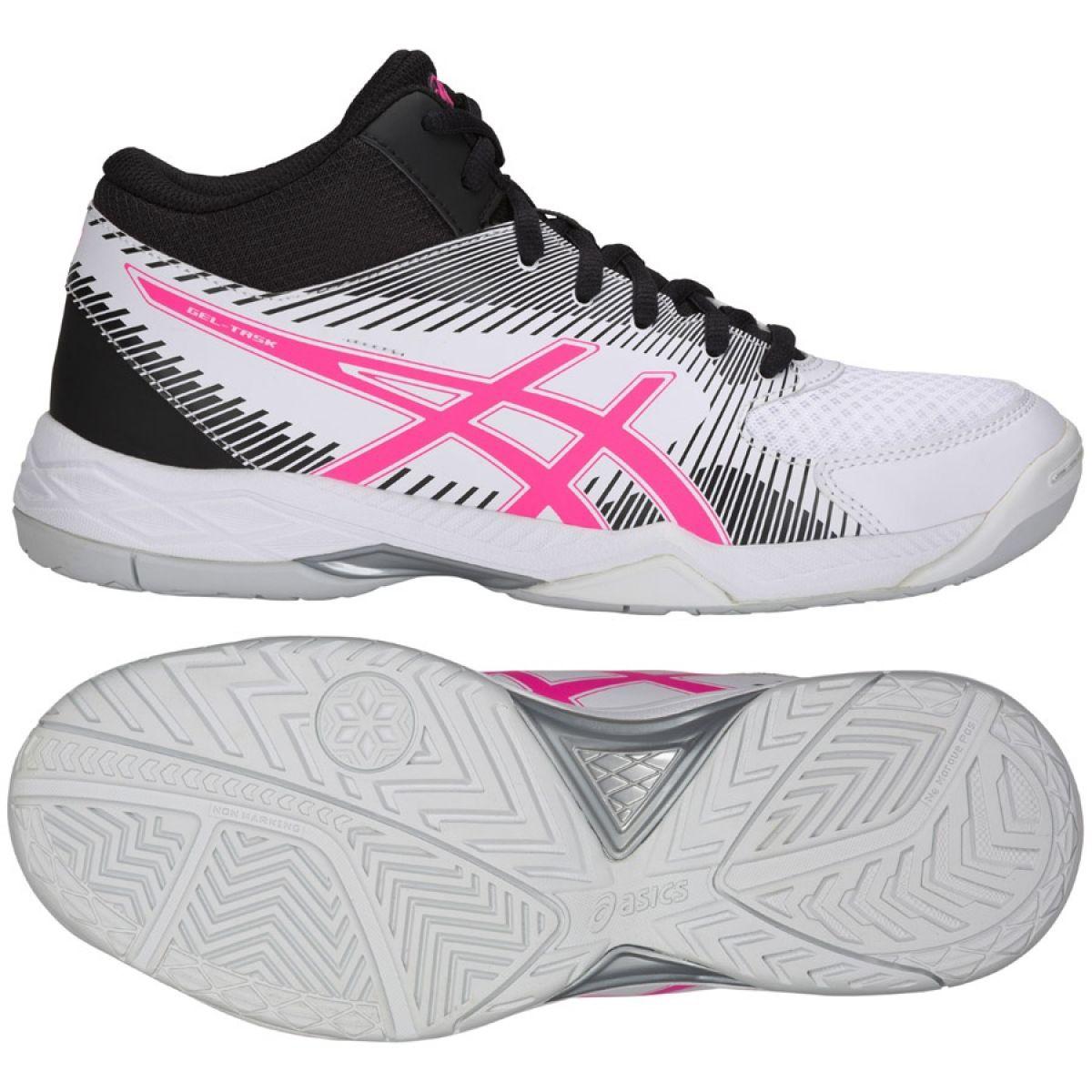 Zapatillas de voleibol Asics Gel Task Mt W B753Y 100