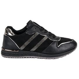Negro Zapatillas negras VICES
