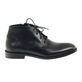 Botas botas de invierno Badura 4663 negro