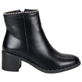 Seastar Botines negros elegantes