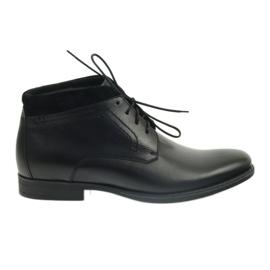 Botas de invierno para hombre Pilpol 2194 negro