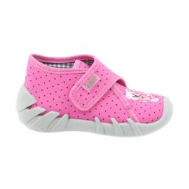 Rosa Zapatillas befado para niños 112p185
