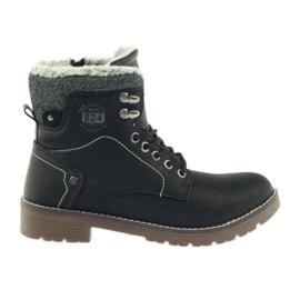 Zapatos DK2025 negros en condiciones de servidumbre