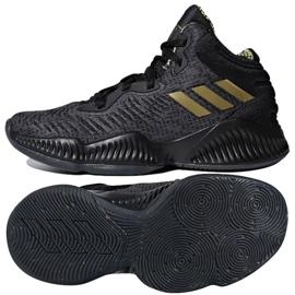 Zapatillas de baloncesto adidas Mad Bounce 2018 negro