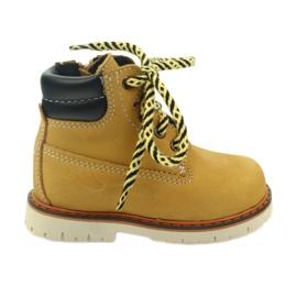 Botas Timberki Ren But 1499 camel amarillo