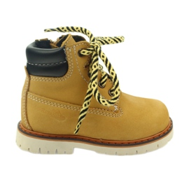 Ren But amarillo Botas Timberki Ren Pero 1457 camello