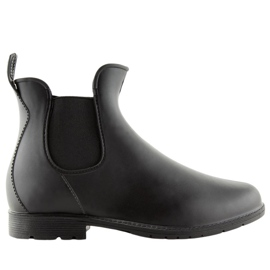Botas Wellington negras D67 negras negro