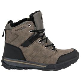 Marrón Zapatillas de trekking para mujer de MCKEYLOR