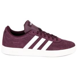 Adidas Vl Court 2.0 B43809 rojo