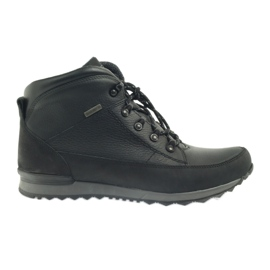Zapatos de trekking Riko para hombre 860 negros.