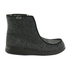 Zapatos de mujer befado pu 996D004 gris