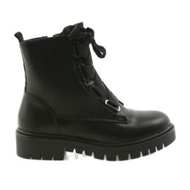 Trabajadores atados negro Daszyński MR1809