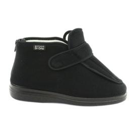 Negro Zapatos befado DR ORTO 987D002