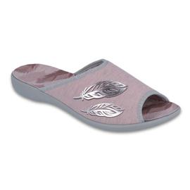 Zapatos de mujer befado pu 254D098.