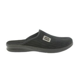 Negro Zapatillas de hombre befado zapatillas 548m015 negras