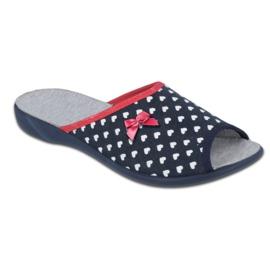 Zapatos de mujer befado pu 254D099
