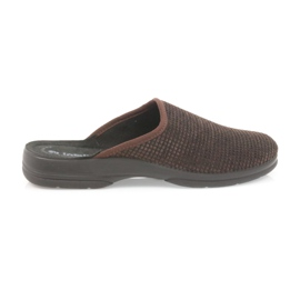Inblu marrón Zapatillas de hombre Zapatillas marrones