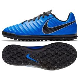 Zapatillas de fútbol Nike Tiempo Legend 7 Club Tf Jr AH7261-400